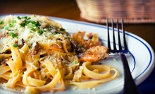 Italian Cuisine at Russo's Coal Fired Italian Kitchen (Half Off). Three Options Available.