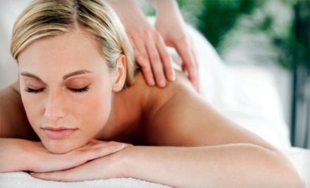 One or Three 60-Minute Massages at Silver Springs Massage Therapy (Up to 55% Off)