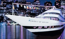 "Dinner Cruise aboard ""Spirit of Boston,"" Valid Sunday, MondayFriday, or Saturday (Up to 41% Off)"