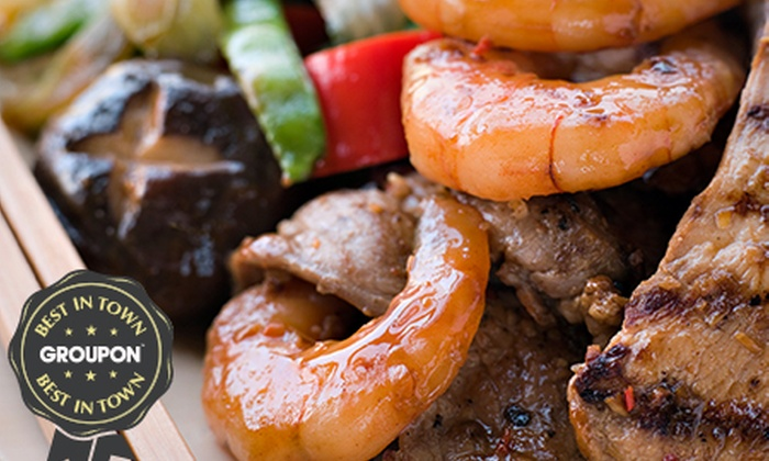 Bonsai Bar Bistro - Edinburgh: Japanese Cuisine: £8 for £20 Towards Food For Two at Bonsai Bar Bistro (Up to 60% Off)