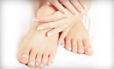 $15 for a Mani-Pedi at Elite Nail School and Training Center ($30 Value)