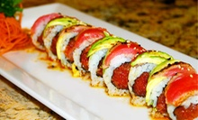 Asian Fusion Cuisine at Cravings Grill (Half Off). Two Options Available.