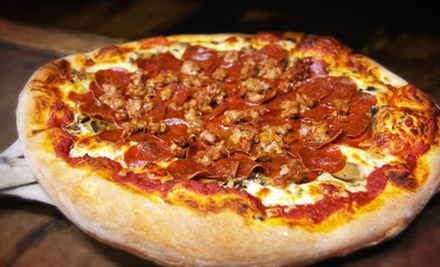 Italian Lunch or Dinner for Two, Family Dinner, or Take-Out Pizza at Roma&#x27;s Pizza and Pasta (Up to 55% Off)