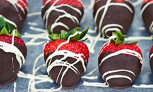 $10 for Chocolate-Dipped Strawberries at Dipped Chocolate Cafe ($20 Value)