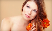 One or Three Specialty Facials with Eyebrow Waxes at Spa Angelique Skin Care (Up to 68% Off)