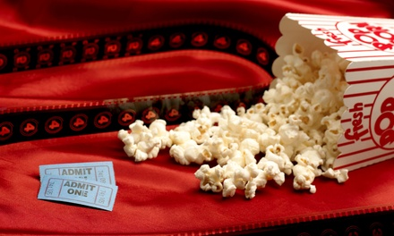 Movie Outing for Two or Dinner and a Movie for Two at Cinemart Cinemas (Up to 60% Off)
