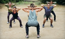 4- or 12-Week Boot Camp at Train Boot Camp (Up to 75% Off)