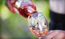 Wine Tasting for Two or Four with a Take-Home Bottle for Each at Mountain View Winery (Up to 74% Off)