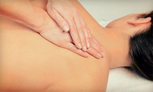 One or Three 50-Minute Massages at Health in Hand Massage Therapy Center (Up to 67% Off)