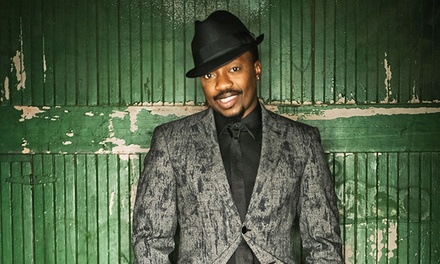 Love and Laughter with Anthony Hamilton & Bruce Bruce at Bell Auditorium on May 10 at 7:30 p.m. (Up to 40% Off)