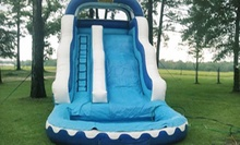 $150 for a Half-Day Inflatable Water Slide and Snow-Cone Machine Rental from Xtreme Energy Inflatables ($300 Value)