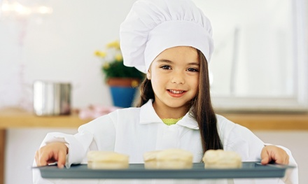 $85 for a Six-Week Kids' Cooking Class at Ridgewood Culinary Studio ($150 Value)