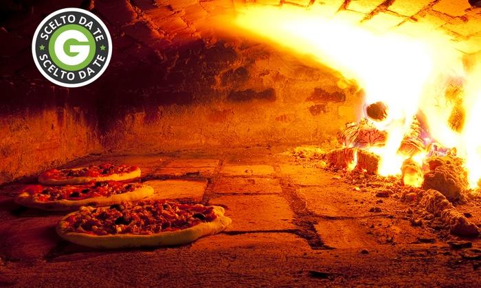Mapi - MAPI: Antipasto, pizza e birra o bibita da Mapì a Trastevere (sconto fino a 66%)