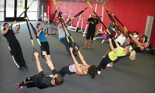 5 or 10 TRX Suspension-Training Sessions at Tony Cress Personal Training (Up to 68% Off)