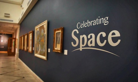 Admission for Two, or 1-Year Membership for One or family of Five to Brownsville Museum of Fine Art (50% Off)