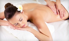 Spa Package for One or Two with Massage, Facial, and Mani-Pedi at Oasis Dream Spa (Up to 65% Off)