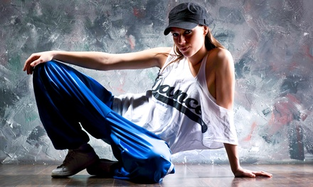 $23 for Four Drop-In Dance Classes at Vega Dance Lab ($39 Value)