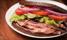 Sandwiches, Pastries, and Smoothies for Two or Four at Sunkofa Gift Shop Cafe (Up to 51% Off)