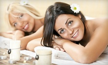 60-Minute Swedish Massage for One or Two at Center Nails and Spa (Up to 54% Off)