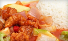 $10 for $20 Worth of Chinese Cuisine and Drinks at Po's Dumpling Bar
