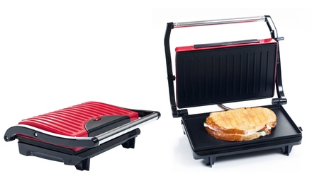 Nonstick Grill and Panini Press