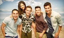 $20 for Summer Break Tour: Big Time Rush & Victoria Justice at Landers Center on July 2 at 7 p.m. (Up to $48.90 Value)