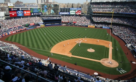 Former-Player-Led Yankee Stadium Tour with Optional Lunch for Two or Four from Mint Pros (Up to 43% Off)