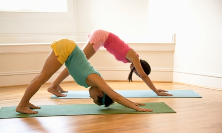 10 Yoga Classes or One Month of Unlimited Yoga Classes at Jai Yoga Studio (Up to 74% Off)