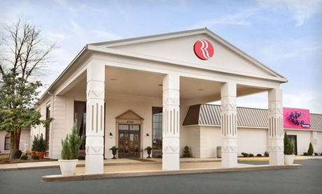 Stay at Ramada Plaza Louisville