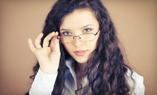 $35 for an Eye Exam and Credit Toward Prescription Glasses at Cohen's Fashion Optical (Up to $300 Value)
