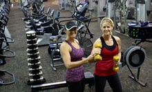 One or Three Sessions at Real Results! Personal Fitness Training by Jessica (Up to 62% Off)