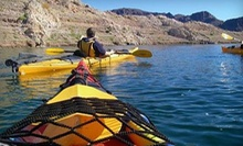 Three-Hour Guided Kayak Tour for One, Two, or Four from All Points Of Sail Sailing School in Seabrook (Up to 67% Off)