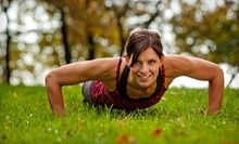 Four or Eight Weeks of Boot Camp at VIP Training and Fitness (Up to 82% Off)
