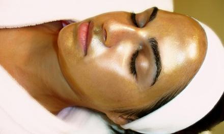 Estetislim — Sintra: 1 ou 3 sessões de higienização facial, microdermoabrasão, laser L3L e máscara de ouro desde 19,90€
