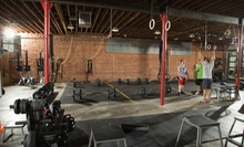 $39 for 12 Boot-Camp and CrossFit Sessions at Crossroads Bootcamp ($300 Value)