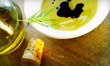 Bottles of Olive Oil and Vinegar and Tasting for Two or Four at Paradiso Olive Oils &amp; Vinegars (51% Off)