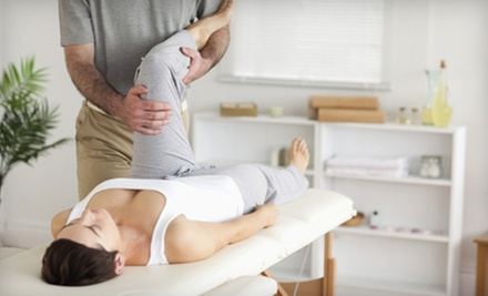 $45 for a Four-Visit Chiropractic Package with X-rays and Adjustments at Chiro One Wellness Centers ($1,325 Value)