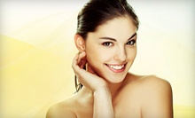 One-Hour European Facial and Eyebrow Wax or a One-Hour Galvanic Spa Body Treatment at Petra's Euro Spa (Up to 69% Off)