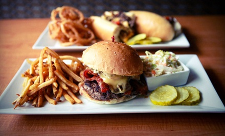 $10 for $20 Worth of Burgers, Salads, and Shakes Sunday–Thursday or Friday–Saturday at Flipside Burgers & Bar