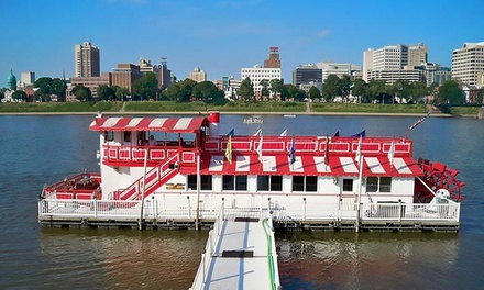 Sightseeing Tour for Two or Four on The _Pride of the Susquehanna_ Riverboat (40% Off)