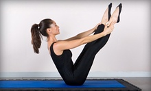 5 or 10 Pilates Classes at Pilates Bodies NY (Up to 58% Off)
