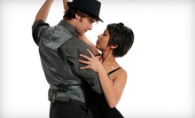 Four or Eight Beginner Salsa Classes at RicaSalsa Dance Company (Up to 58% Off)