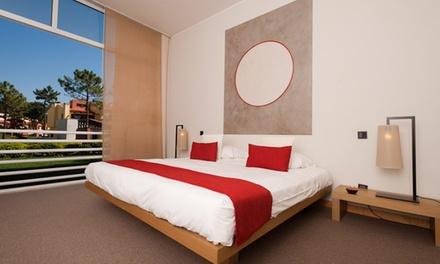 Hotel Miravillas 4* — Praia de Mira: 1 noite para duas pessoas em quarto duplo com pequeno-almoço por 55€