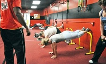 One or Two Months of Unlimited Classes at Heaven and Hell Bootcamp (Up to 75% Off)