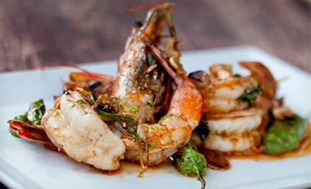 Seafood Dinner for Two, Four, or Six at AltaMare Restaurant (Up to 60% Off)