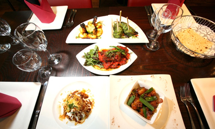 The Cumin Restaurant - Nottingham: Indian Two-Course Dinner With Sides For Two (from £27) or Thali Lunch (£5.95) at The Cumin Restaurant (Up to 60% Off)