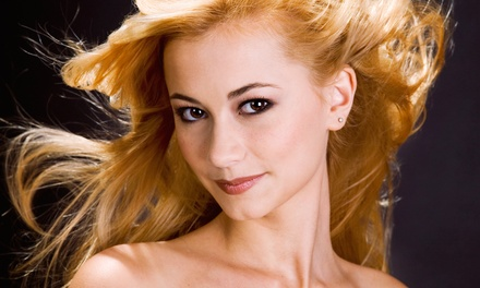 Haircut with Conditioning Treatment and Optional Full Color or Full Highlights at Cove Hair Salon (Up to 65% Off)