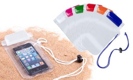 Bolsa aquática universal para telemóvel por 4,90€
