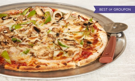 $12 for $20 Worth of Pizzeria Cuisine at Fortel's Pizza Den