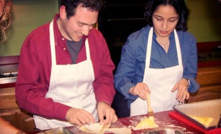 Cooking Class for One or Two or Knife-Skills Class for Two at Chefs, Inc. (Up to Half Off)